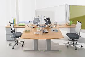 bureaux open space où acheter du mobilier de bureau avec retour pour open space