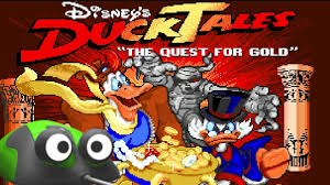 ducktales ducktales the quest for gold loveretro