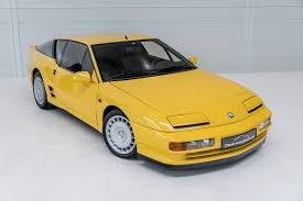 renault alpine 1994 renault alpine a610 turbo 27 248 km alpine cars