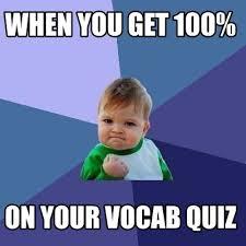 Meme Quiz - vocabulary meme roberto mattni co