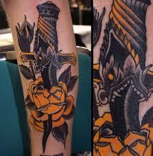 herb auerbach california electric tattoo parlour got it done at