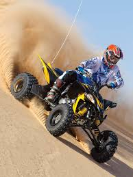 Whip Flag 2012 Yamaha Raptor And Yfz Sport Atv Reviews Atv Illustrated