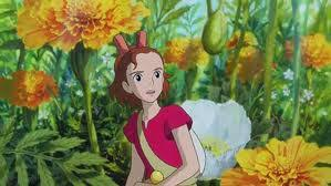 cartoon funny secret arrietty cartoon movie