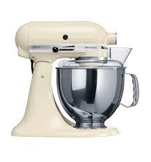 ksm150 stand mixer almond cream david jones