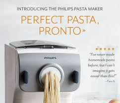 sur la table philips pasta maker sur la table introducing the philips pasta maker milled