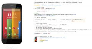 amazon black friday unlocked phone deals deal get a 16gb moto g first gen for just 85 on amazon us