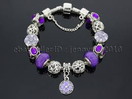european bracelet chain images Big hole crystal charm beads fit european charms bracelet jewerly jpg
