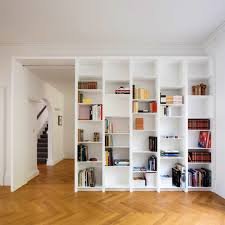 bedroom exciting save more space wall book shelves decorating