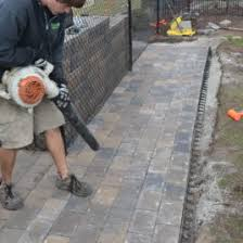 Diy Patio Pavers Installation How To Install Patio Pavers How To Lay A Paver Patio How How