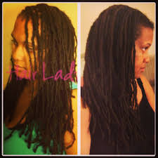 Human Hair Loc Extensions by Protective Styles U0026 Loc Extensions U2013 Atlantathe Natural Hair Lady