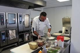 rational cuisine rational dans l ère de la cuisine connectée avec connectedcooking