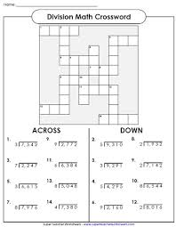 long division worksheets for 4th graders free worksheets library