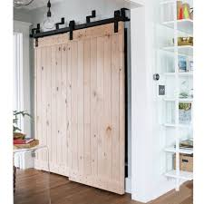 Barn Style Sliding Door by Terrific Barn Style Sliding Closet Doors 29 In Home Pictures With