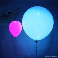 valentines balloons wholesale wedding lighting led balloon colorful hellium air balloons