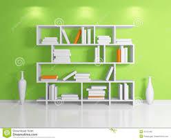 neat design modern book shelf home designing