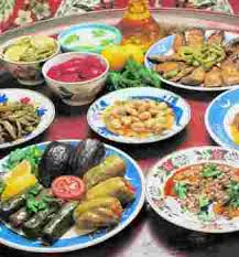 different types of cuisines in the cuisine all about turkey