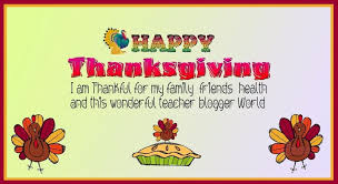 i am thankful for my family friends health and his wonderful