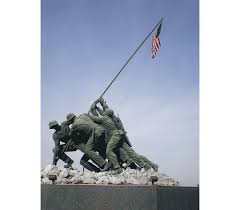 Flag Iwo Jima Texas Travel