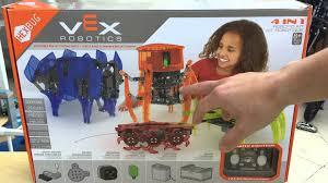vex robotics led lights hexbug 4 in 1 robotic kit by vex robotics youtube