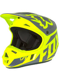 fox kids motocross gear fox yellow 2017 v1 race kids mx helmet fox freestylextreme