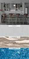 explore cambria quartz designs that offer dynamic movement and