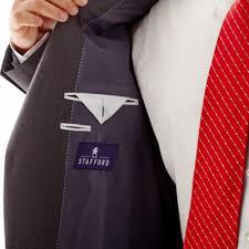 Ohio travel blazer images Stafford travel suit jacket portly