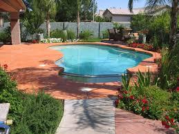 Inground Pool Patio Designs Semi Inground Pool Ideas Deck Pools Semi Inground Pools