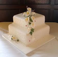 square wedding cakes 2 tier square wedding cakes idea in 2017 wedding