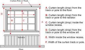 Curtains 145 Cm Drop Drapery Panel Window Dressing Covering Drape Draw Wave Curtain