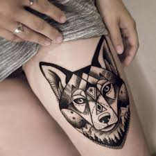 45 awesome tribal lone wolf designs and meanings fase i