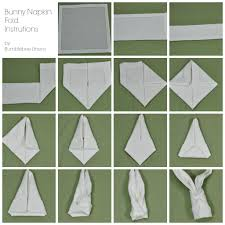 how to fold table napkins origami table instructions lovely origami how to fold paper napkins