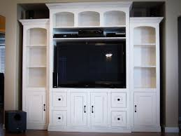 decorations charming white entertainment cabinet center with
