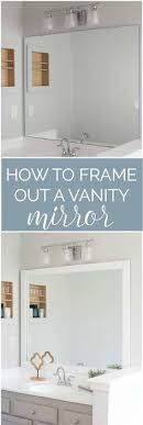 Decorating Ideas For Bathroom Mirrors 10 Diy Cool And Chic Decoration Ideas For Bathrooms 6 Bathroom