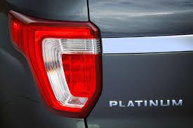 Ford Explorer Platinum - 2016 ford explorer platinum first drive