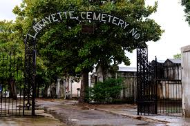 tours new orleans lafayette cemetery no 1 historic cemetery tour save our cemeteries