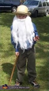 Bad Grandpa Halloween Costume Leavers Assembly Ideas 2100 Halloween