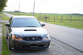 led headlight strips subaru legacy forums