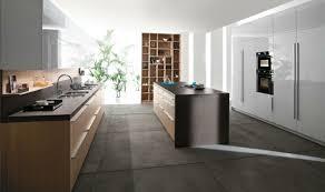 cuisine beton cellulaire sol cuisine design cool une cuisine ouverte dlimite grce au sol