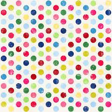 Polka Dot Wallpaper Textile Pattern Of The Week Polka Dots Wallpaper And Prints
