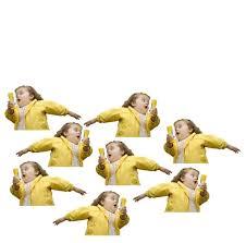Running Kid Meme - scared kid running blank template imgflip