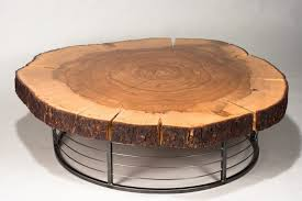 How To Make A Tree Stump End Table by Coffee Table Tree Trunk Coffee Table Tables Ebay End Bases Diy
