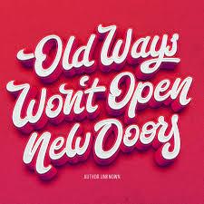 Thomas Merton Quotes On Love by Old Ways Won U0027t Open New Doors