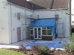 Is Exterior Paint Waterproof - painting a property in doncaster with rendered walls never paint