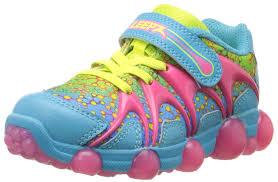 Lime Lights Shoes Amazon Com Stride Rite Leepz Light Up Sneaker Toddler Little