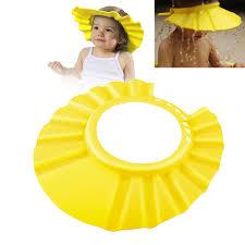 baby shower hat zodaca baby kid children soft shoo bath shower cap hat foam