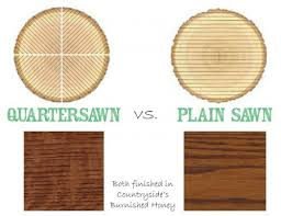 is quarter sawn wood more expensive what is quarter sawn flooring quora