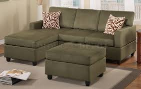 Green Leather Sectional Sofa Sofa Lloyd Flanders Great Unique Sectional Sofa With Ottoman To