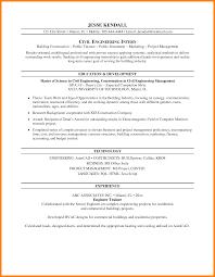 Best Resume Format For Civil Engineers by Internship Resume Samples U0026 Writing Guide Resume Genius