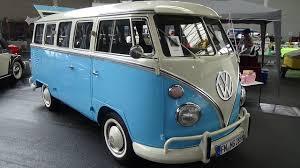 1974 volkswagen bus 1974 volkswagen t1 bus klassikwelt bodensee 2017 youtube