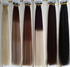 micro weft extensions indian remy mini micro weft human hair pu weft black